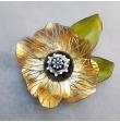 Broche Gardenia