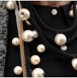 Sautoir perles