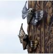 Broche papillon de nuit